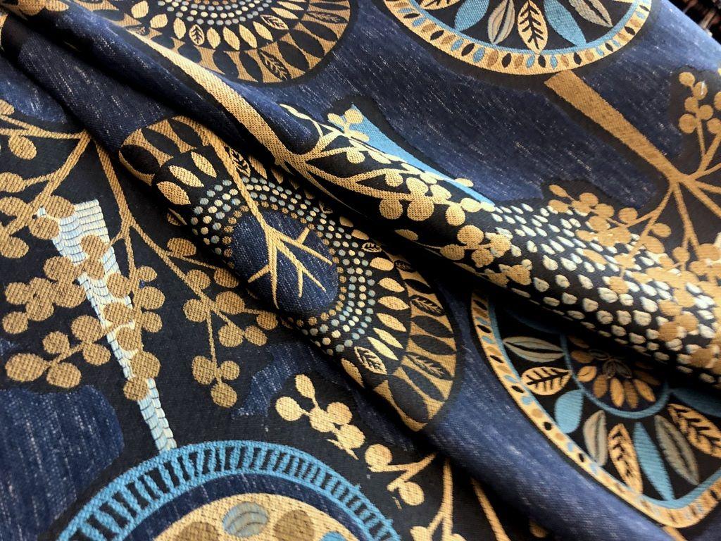 Pattern Celestial Color Lagoon Fabric Fabric Home Decor Fabric