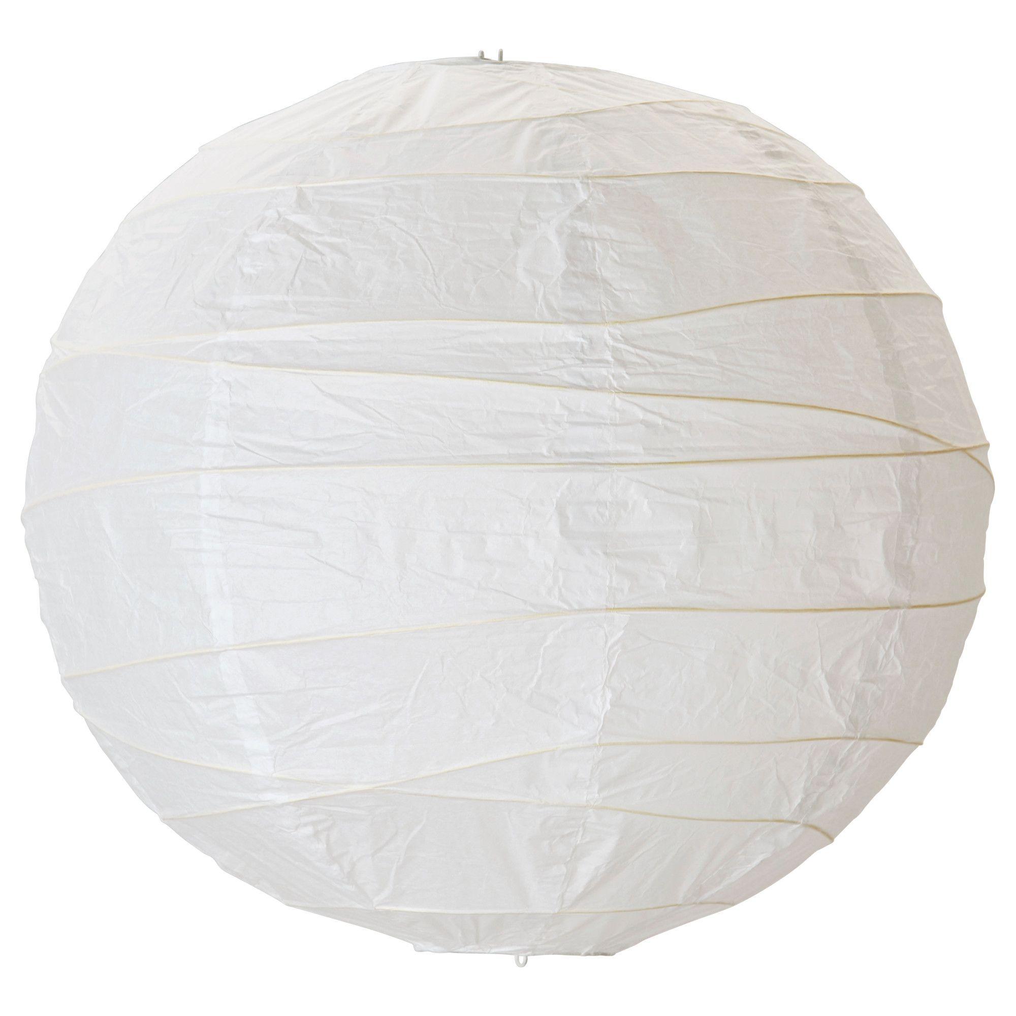 REGOLIT Abat jour suspension, blanc, 45cm. IKEA® Canada