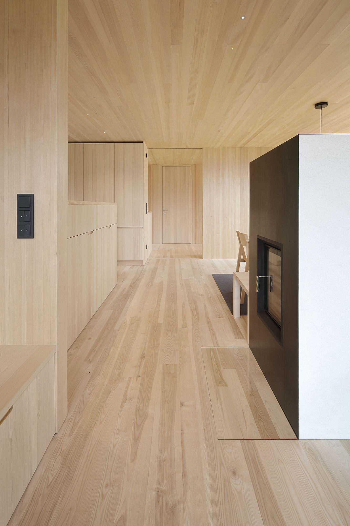 EFH Kaufmann   Vorarlberger Holzbaukunst   Design für zuhause ...