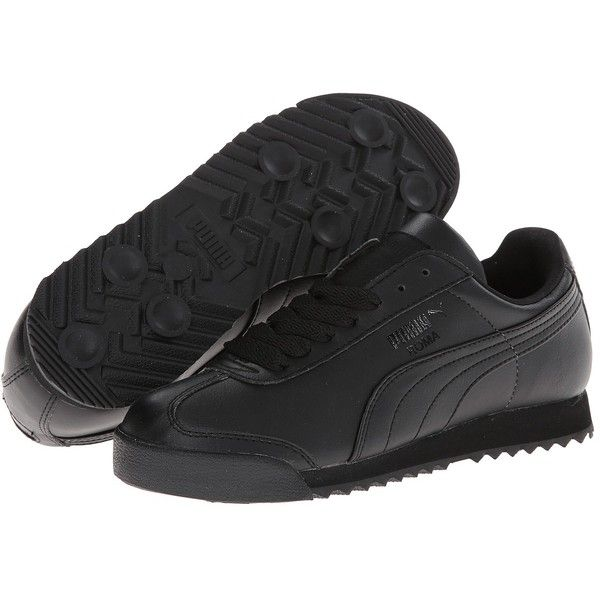 PUMA Roma Basic Wn s Women s Shoes ( 55) ❤ liked on Polyvore featuring shoes 544400cc09