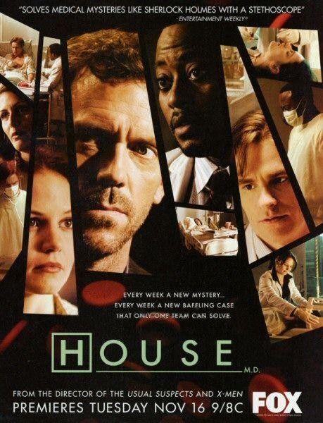 House M.D. DON'T END!!!!!!!!!!!! Dr house, Hugh laurie