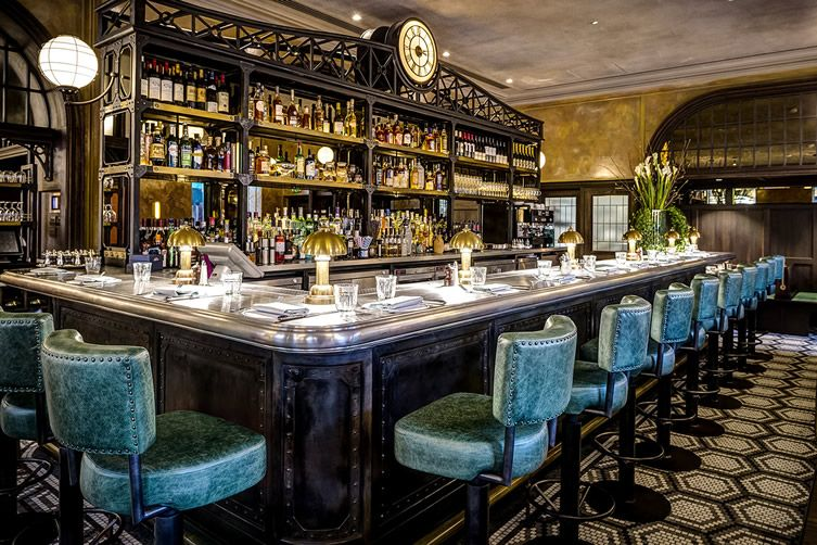 The Ivy's Covent Garden spinoff pairs upmarket heritage