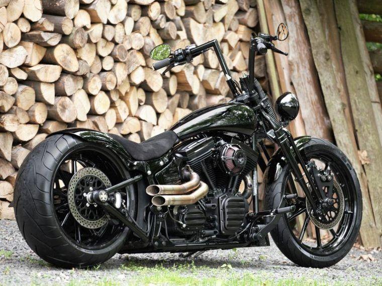 Harley Davidson Breakout Custombike by BT