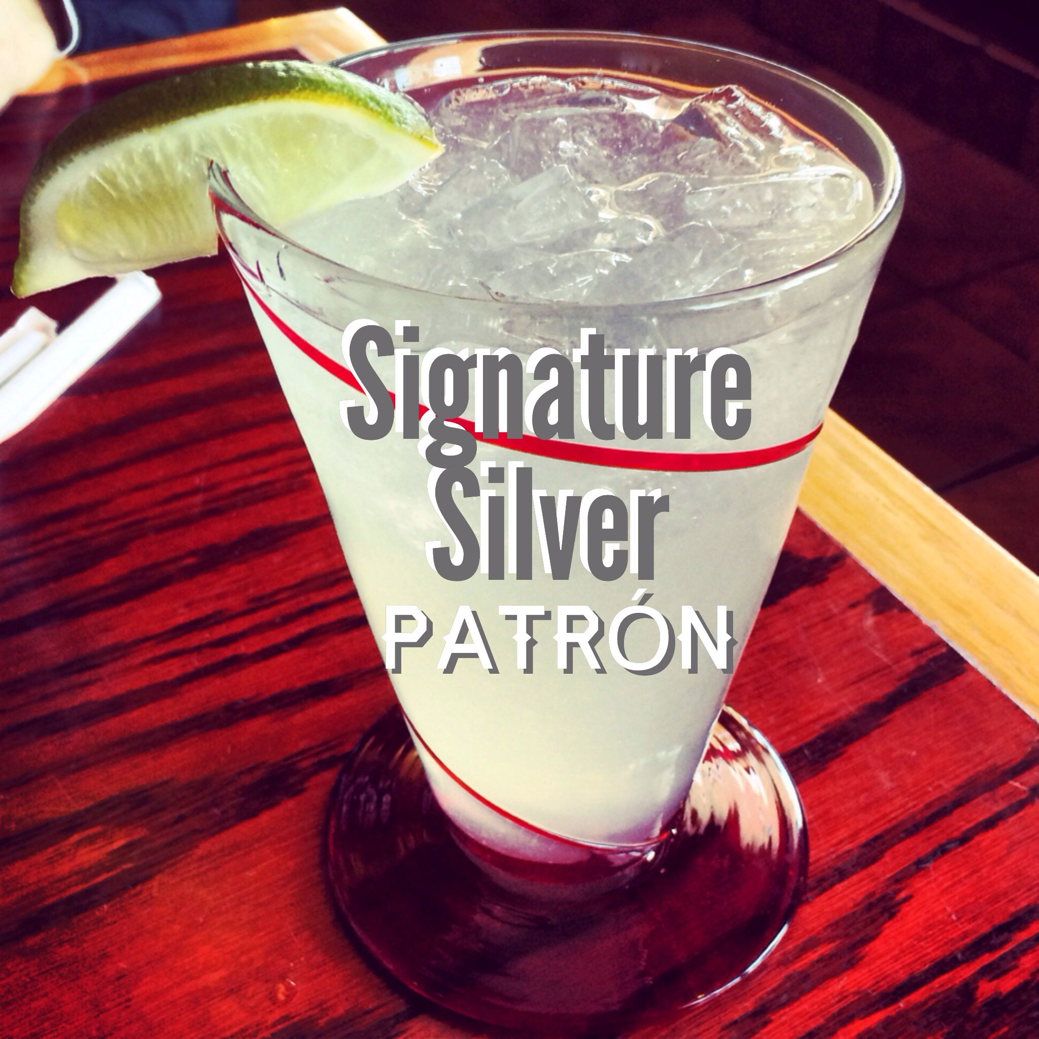 Signature Silver Patron Margarita From Red Robin Life Is Good On The Top Shelf Exceptional Patron Sil How To Make Margaritas Red Robin Recipes Patron Silver