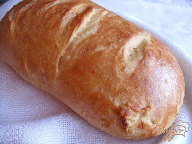 Хлеб на оливковом масле с кунжутом - пошаговый рецепт с фото