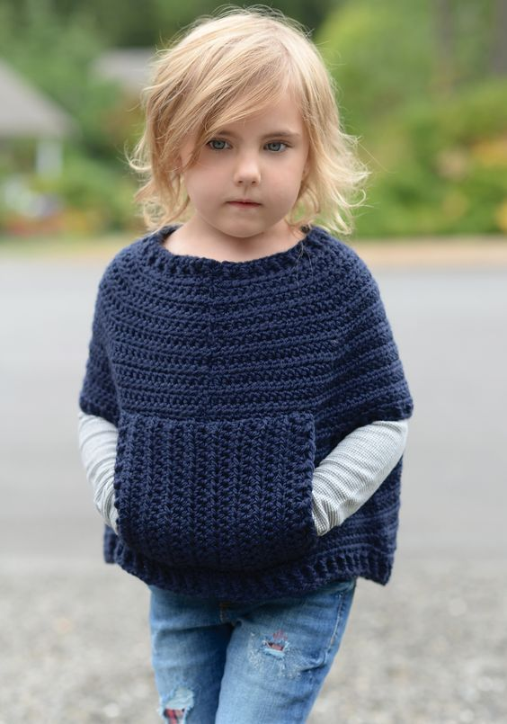 Ravelry: Osyan Cape Pullover pattern by Heidi May | Patrones ...