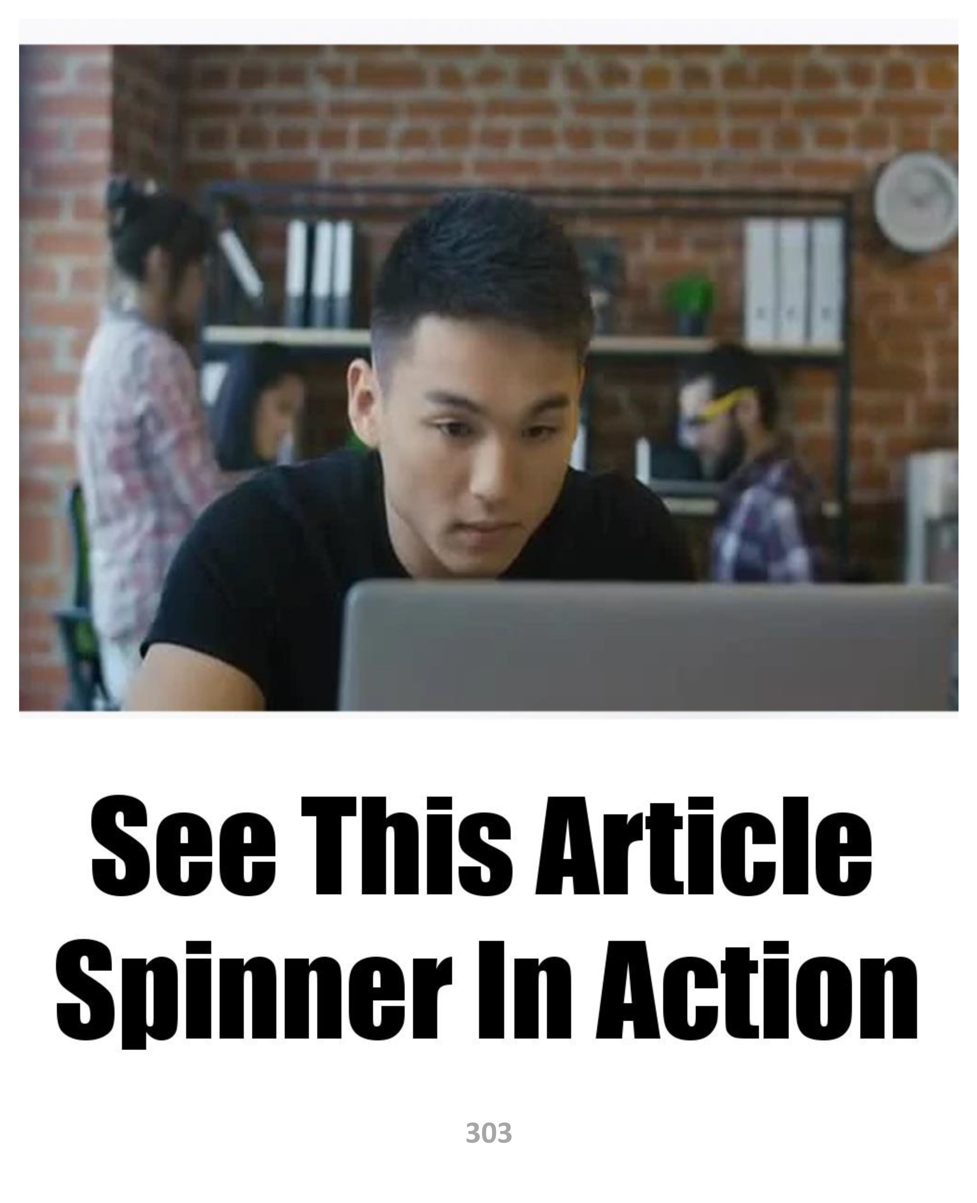 Spinbot Use My Article Spinner Instead Class tools, This