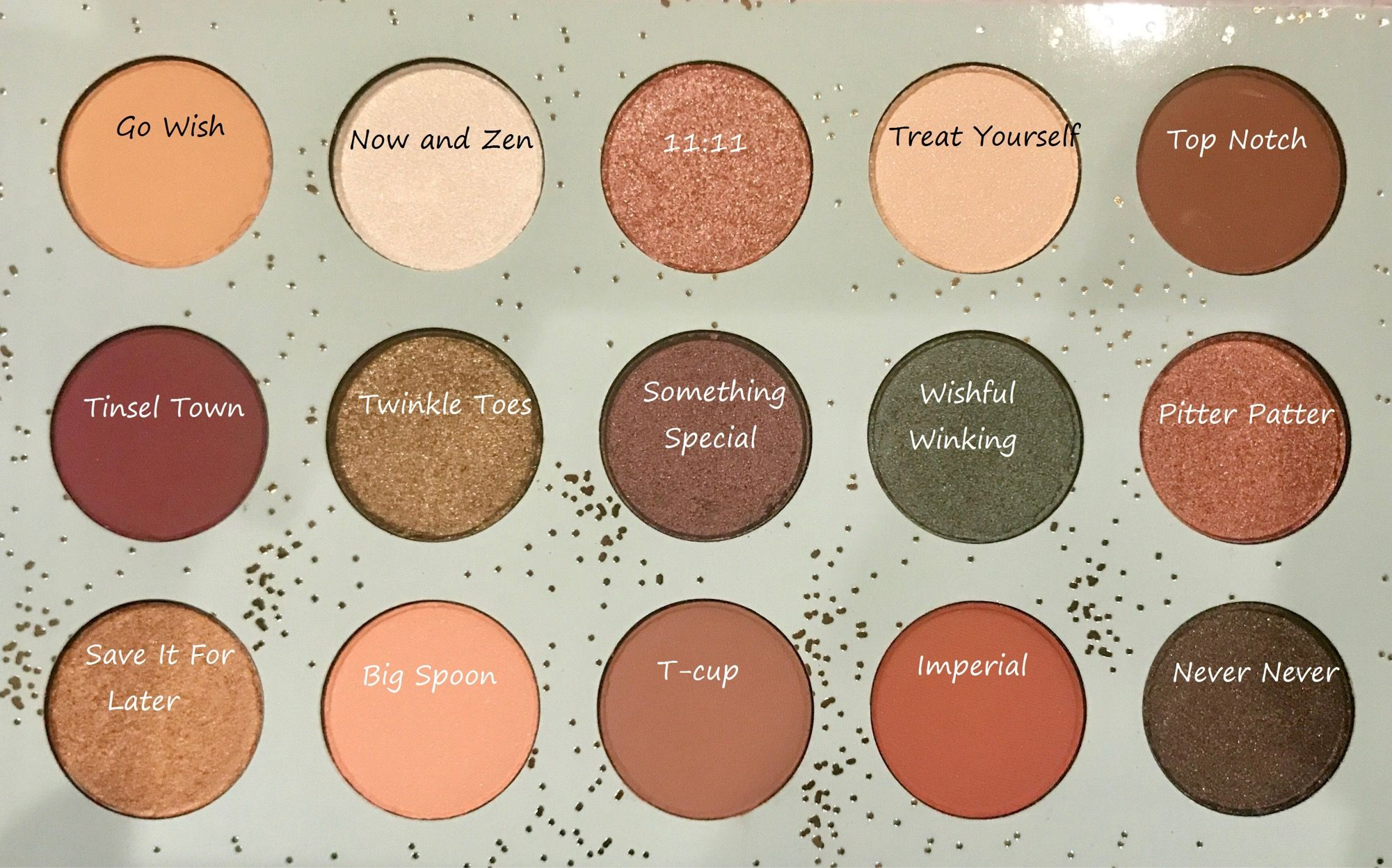 Colourpop All I see is Magic Eyeshadow Palette Eyeshadow