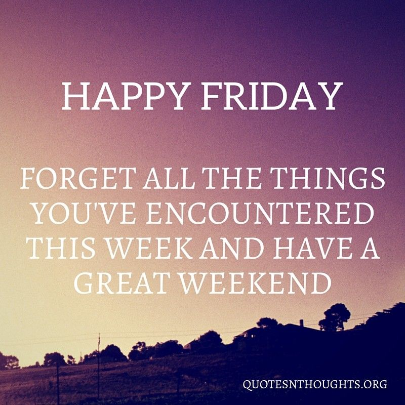 Its Friday Quotes, Quotes