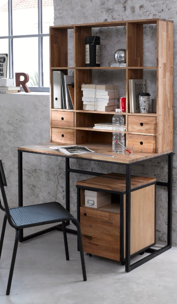 bureau secretaire id es pour la maison pinterest. Black Bedroom Furniture Sets. Home Design Ideas