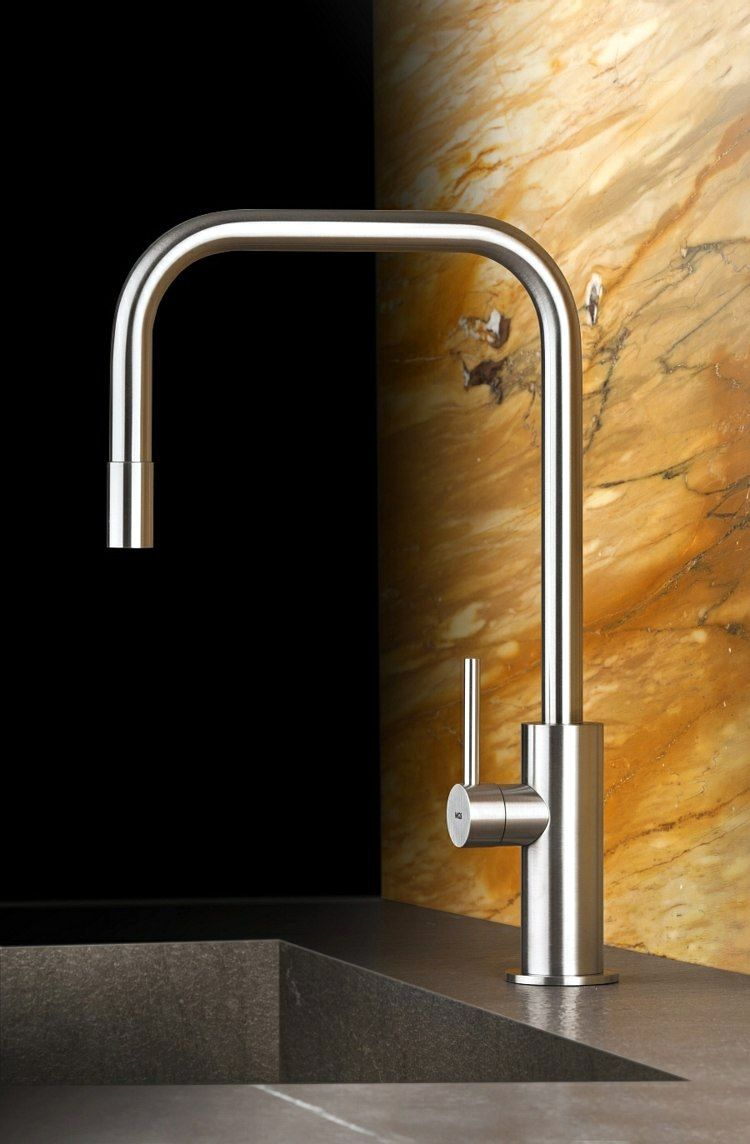 Stainless Steel Kitchen Faucet How Can You Set Up Your Modern Kitchen Modern Faucet Stainless Kitchen Faucet Contemporary Kitchen Faucets