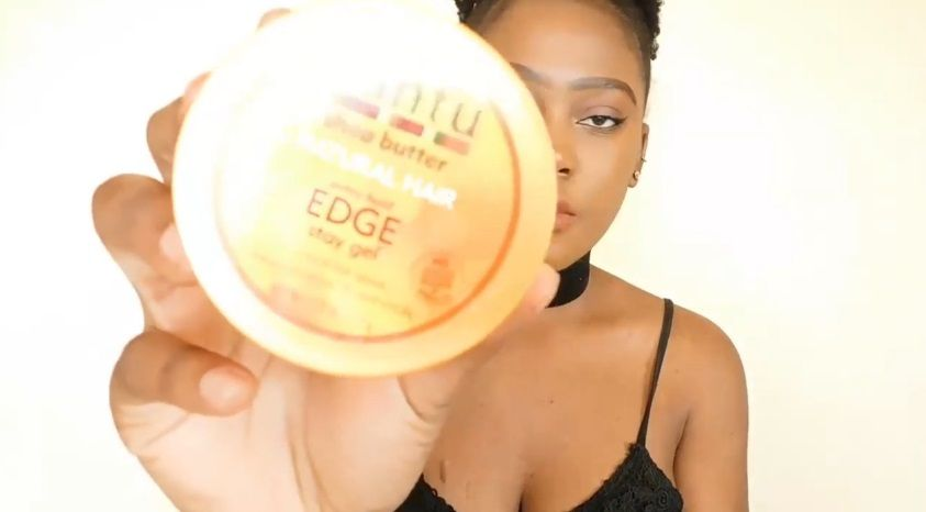 how to make edge control gel at home