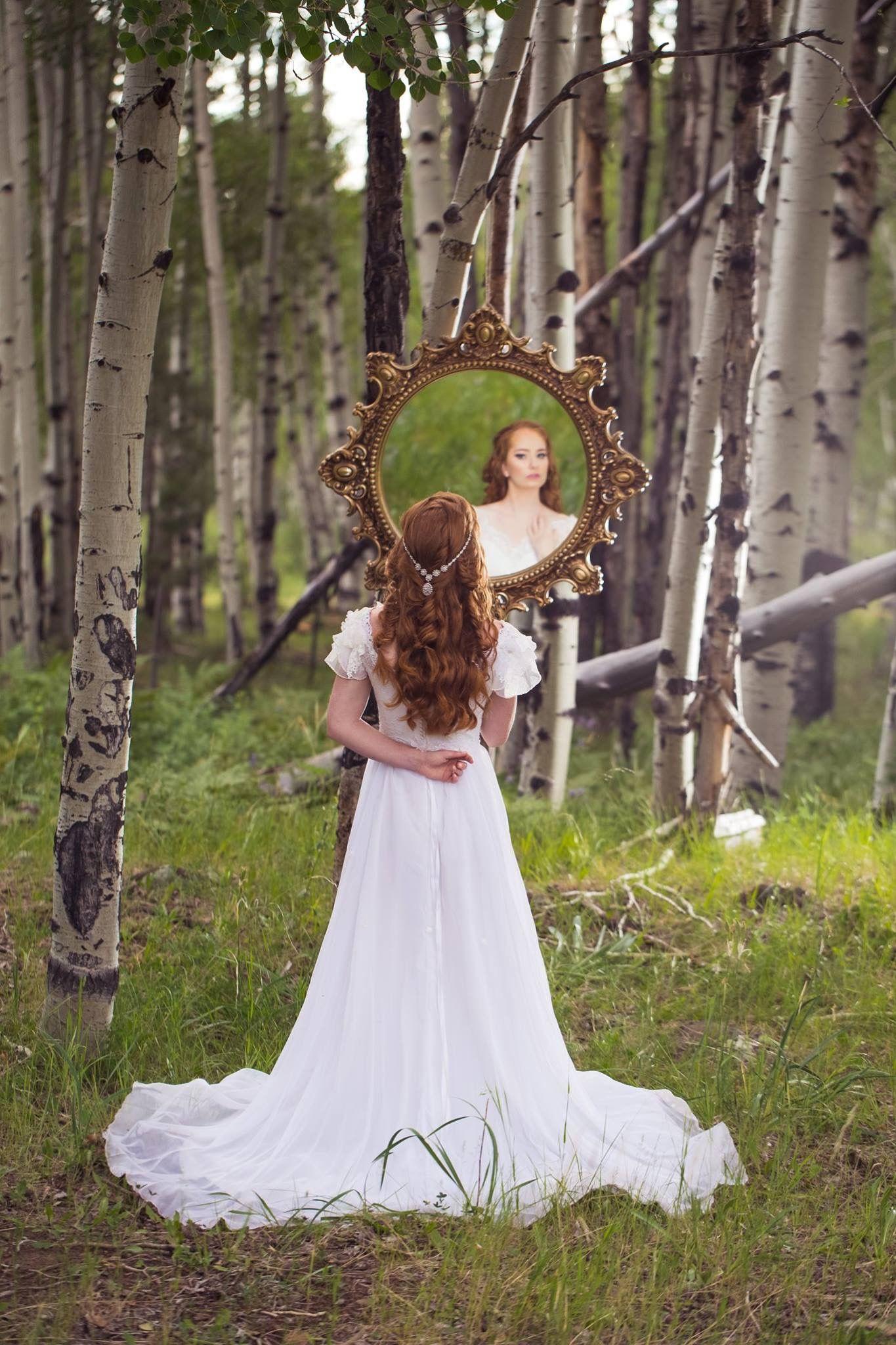 forest wedding | northern arizona glam squad | flagstaff az