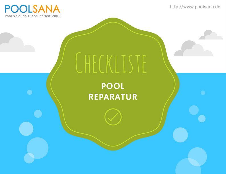 Cool Checkliste zur Pool Reparatur So wirken Sie gegen undichte Stellen pool wasserverlust