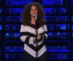 """Samantha Johnson """"America's Got Talent"""" Video: Singer Gets Standing Ovation For Sam Smith's """"Lay Me Down"""" — WATCH!"""