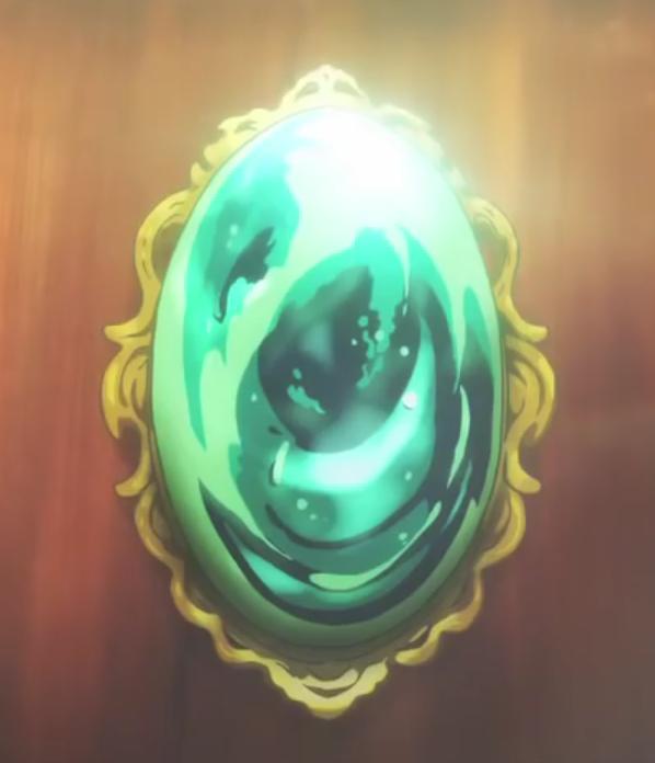 เพชรมรกต: Emerald Of Levi, Anastasia's Brooch