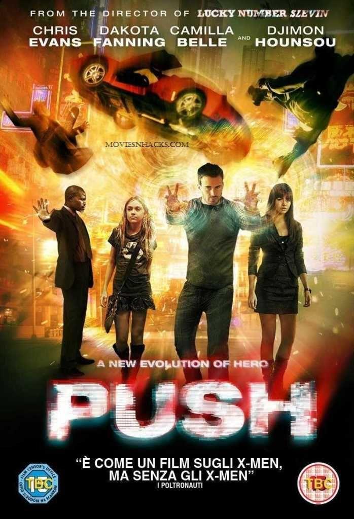 Push (2009) 720p BluRay x264 ESubs Dual Audio [Hindi DD2.0 + English DD2.0]