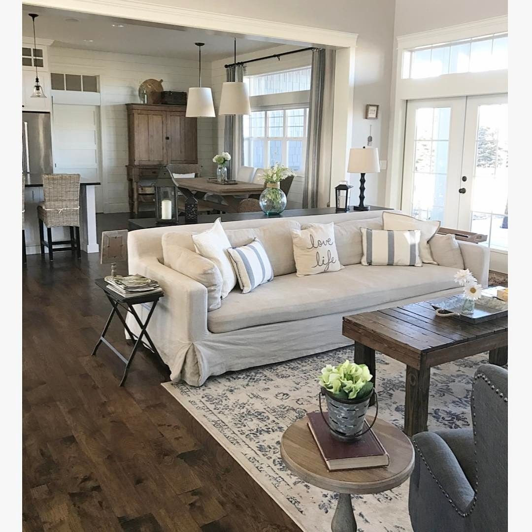 20+ Dark Wood Floors Ideas Designing Your Home (DIY   Dark ...