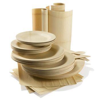 Bamboo Dinnerware Biodegradable Products Bamboo Plates Plastic Dinnerware
