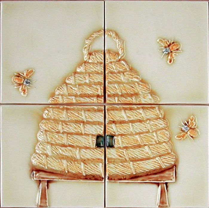 American handmade decorative ceramic tile wall tile backsplash tile ...