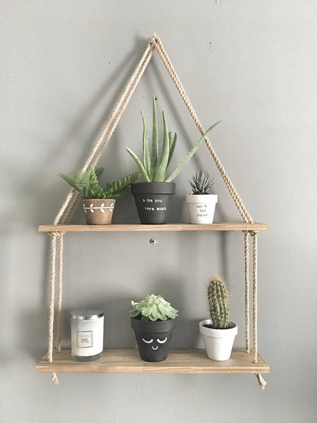 25+ Diy Hanging Shelves For Simple Storage And Beautiful Decor Ideas