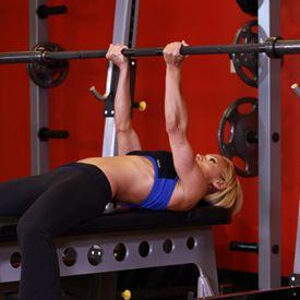 Triceps Reverse Grip Bench Presses Doggcrapp Training Bench