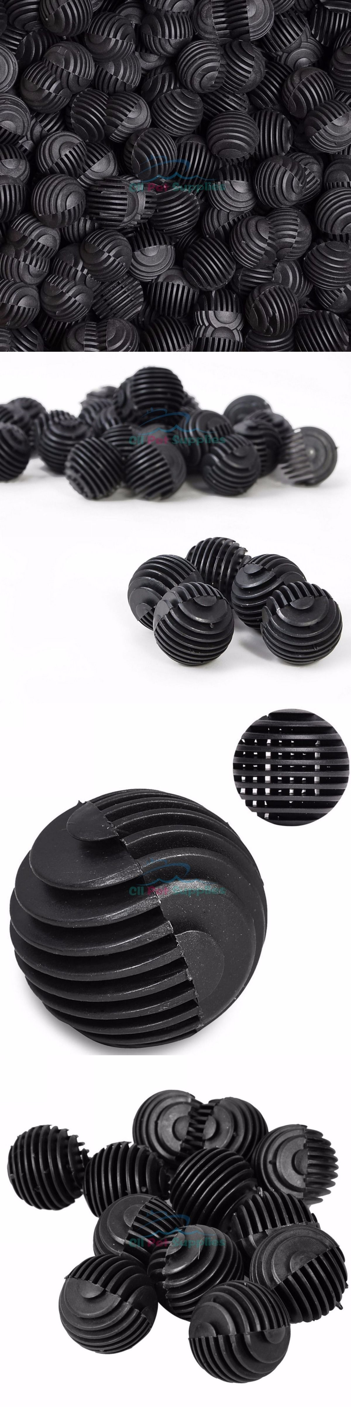 filter media and accessories 800 pcs 1 2 bio balls wet dry