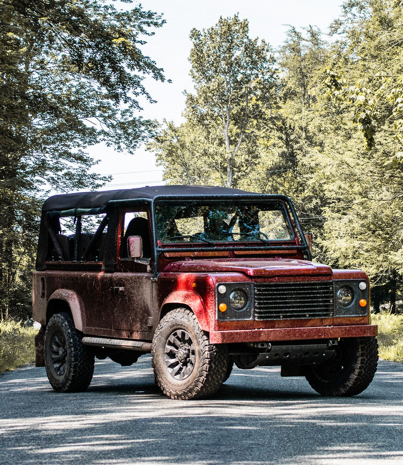 Defender By Himalaya 110 Review The O G Land Rover Resurrected