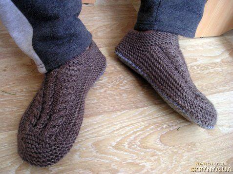 Как связать носочки своими руками фото 497