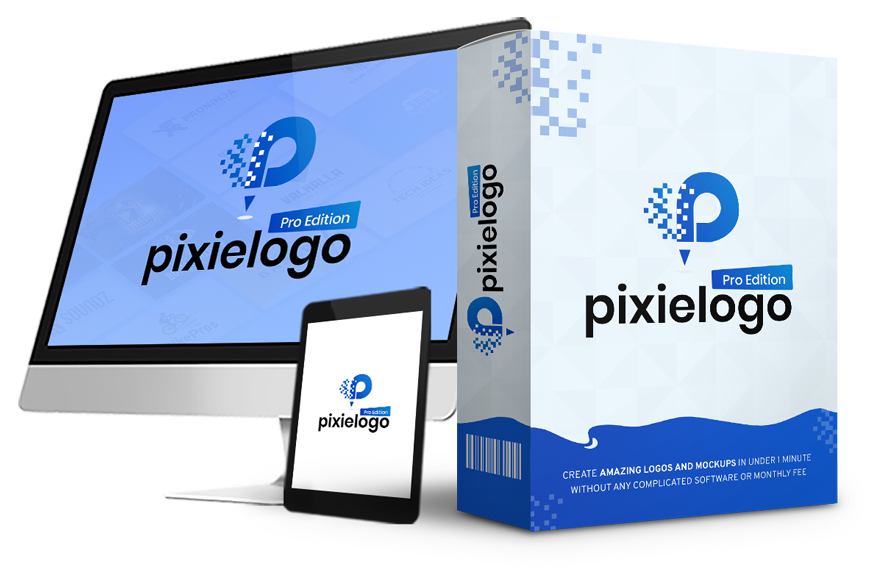 Pixielogo Review Create Unlimited Logos And Designs For Your Own Use Or Sell To Desperate Clients Business Card Mock Up Logo Design Digital Marketing Tools