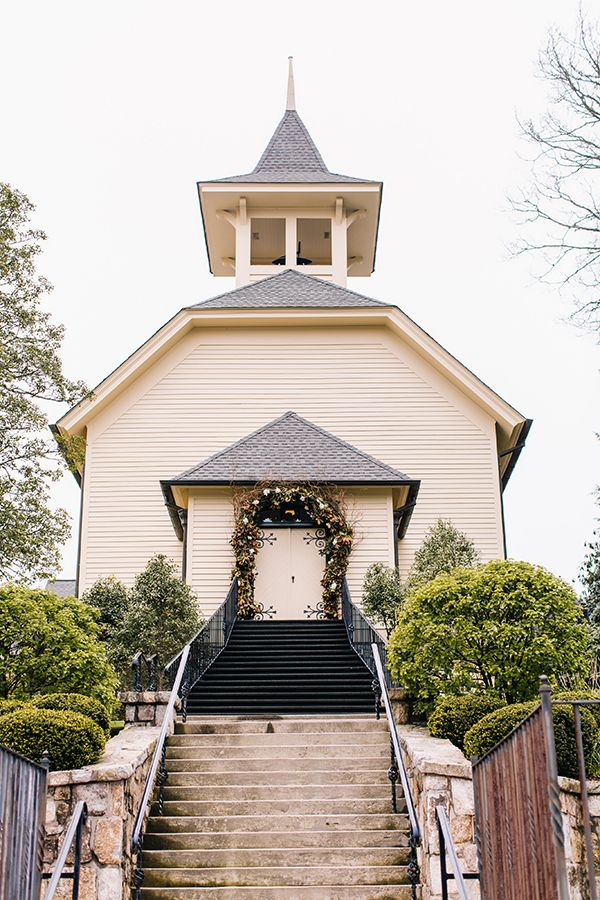 A Nyc Gets Married In Scenic Highlands N C Wedding Churchwedding Chapelschurch
