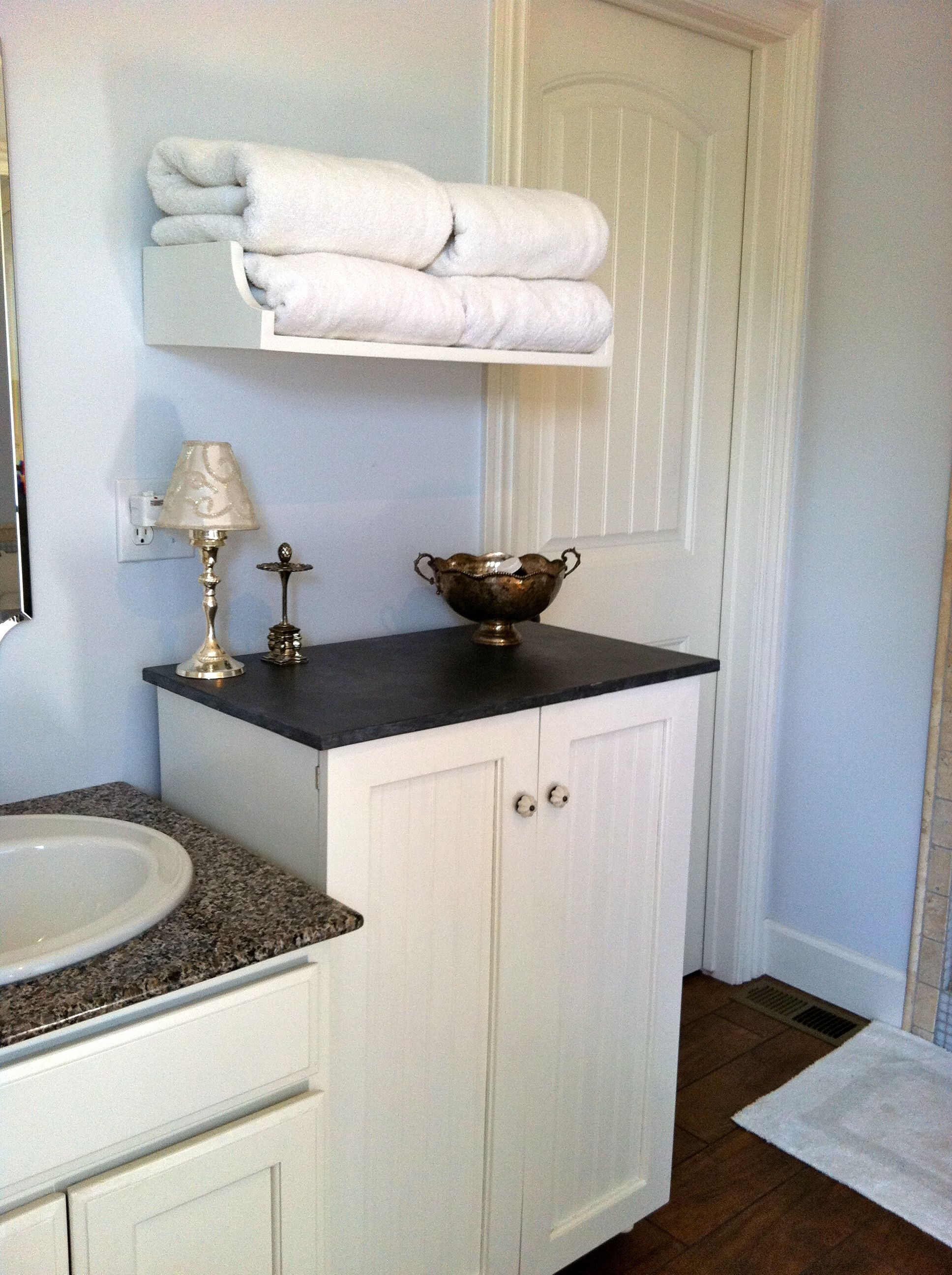 My laundry basket dresser with doors do it yourself home projects