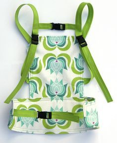 Baby doll carrier for Ella- not in english, but the pictures are helpful ;)