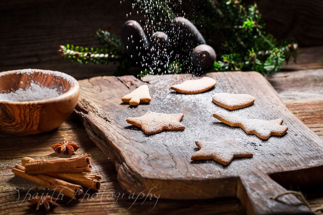 Gingerbread Christmas Cookies by shaiith on 500px