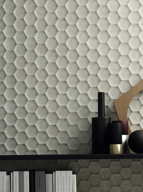 Bera & Beren Wall in light grey \'six\' ceramic tile is perfect for an ...