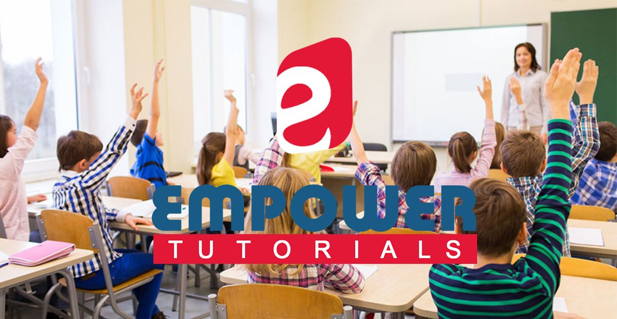 Www Empowertutorials Com Empowertutorials Education Educationempower Students Icse Cbs In 2020 Empowerment Education Personalized Learning