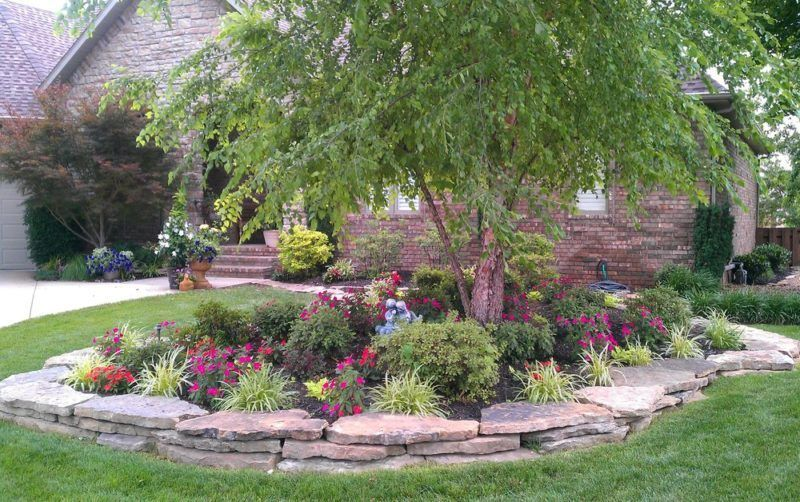25 Amazing Garden Landscaping Ideas And Designs Small Front Yard