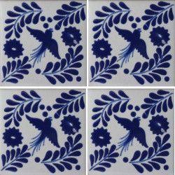 Especial Decorative Tile Golondrina Azul In 2020 Outdoor