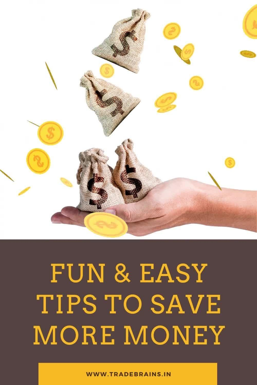 Money saving tips- 7 fun and easy tips to save more money