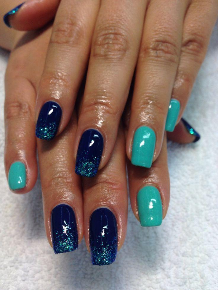 Tan nails, Hot nails, Nail art