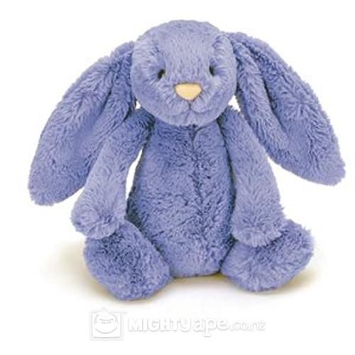Bashful bluebell bunny plush medium toy at mighty ape nz bashful bluebell bunny plush medium toy at mighty ape nz negle Images