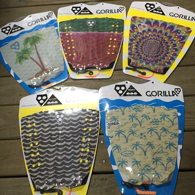 de0593cffe Gorilla grip traction pads! Bring some color to your new stick ...
