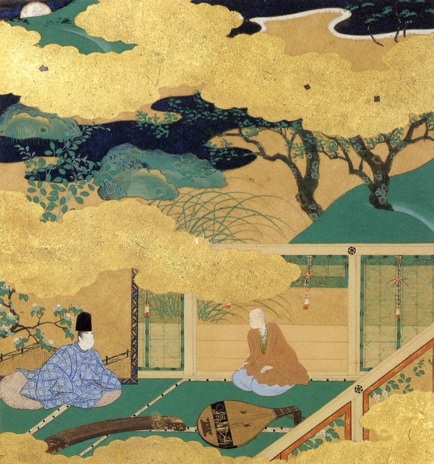 Tale of Genji - Akashi -