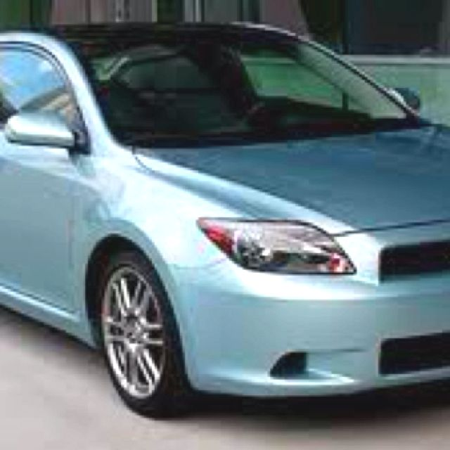 Light Blue Scion Tc 3 Scion Tc Scion Dream Cars