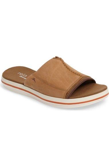 928cc778a933 TOMMY BAHAMA RELAXOLOGY JARETH SLIDE SANDAL.  tommybahama  shoes ...