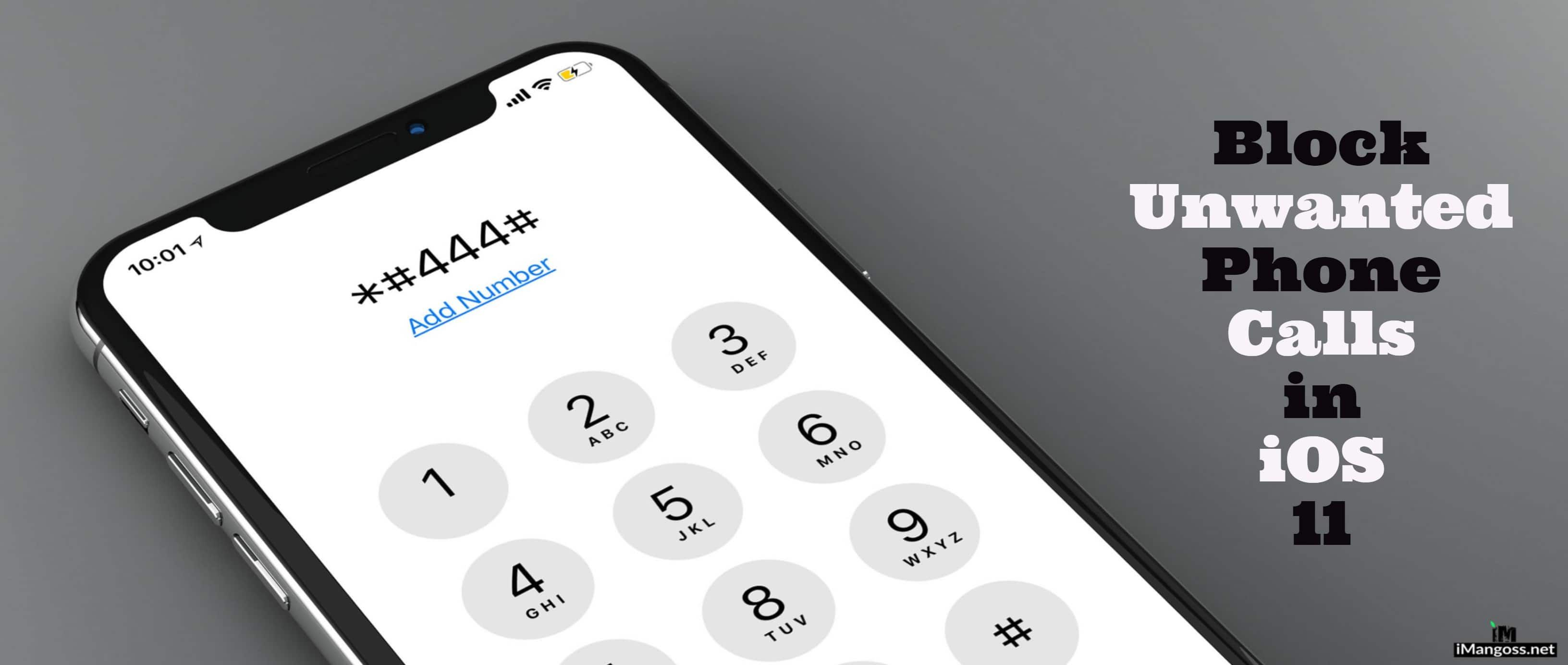 How to block unwanted phone calls in ios 11 ios 11