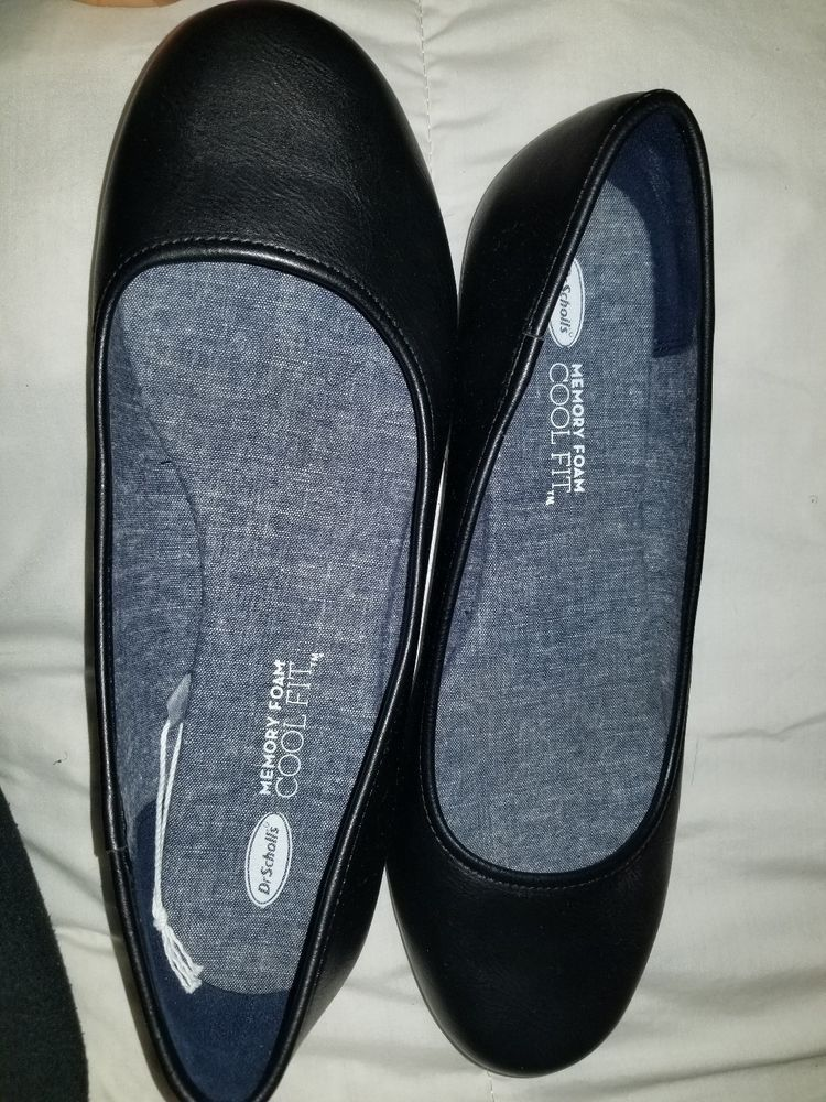 094305f4f7d5 Womens Dr Scholls Shoes Size 9 1 2 Flats Memory Foam Cool Fit  fashion   clothing  shoes  accessories  womensshoes  flats (ebay link)