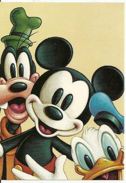 Dingo Mickey Donald En 2019 Dessin Mickey Mickey Mouse Et