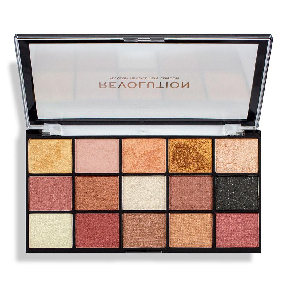 Reloaded Palette Affection Makeup revolution, Revolution