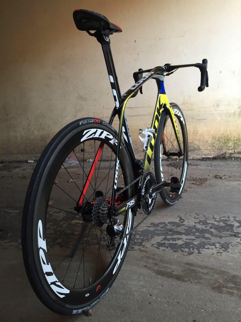 Look 795 With Zipp 404 Ciclismo De Carretera Bici De Ruta